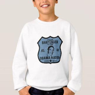 Bartender Obama Nation Sweatshirt