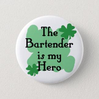 bartender pinback button