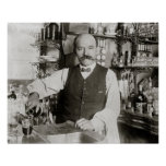 Bartender Pouring Drink, 1910 Posters