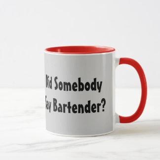 Bartenders coffee mug