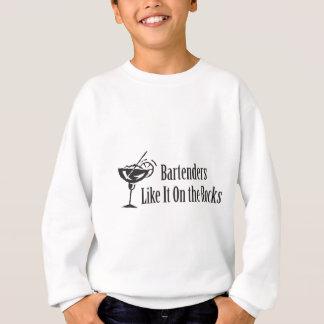 Bartenders Like It On the Rocks