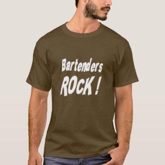 Bartenders Rock! T-shirt
