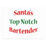 BartenderTop Notch Postcards