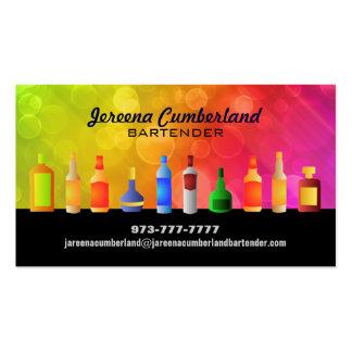 Bartending Business Cards