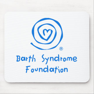 Barth Syndrome Foundation Merchandise Mouse Pad