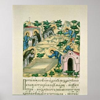 Bartholomew and Stephan Poster