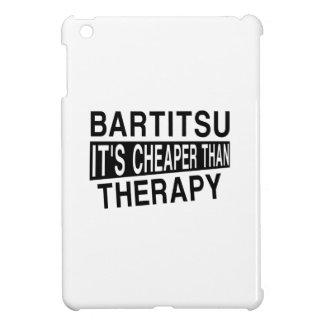 BARTITSU IT'S CHEAPER THAN THERAPY iPad MINI COVER