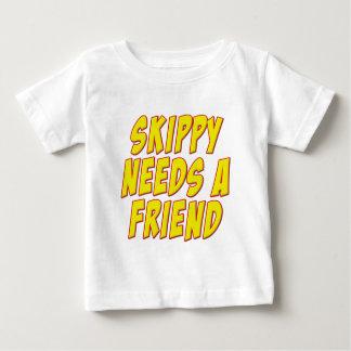 Bartle Doo Mumbles Skippy Baby T-Shirt