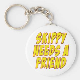 Bartle Doo Mumbles Skippy Keychain
