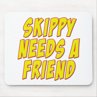 Bartle Doo Mumbles Skippy Mouse Pad