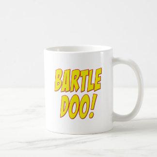 Bartle Doo Mumbles Skippy Classic White Coffee Mug