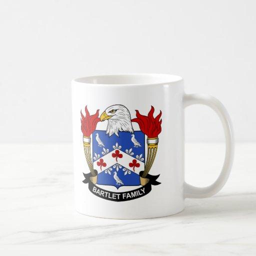 Bartlet Family Crest Coffee Mug