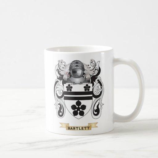 Bartlett Coat of Arms (Family Crest) Mug