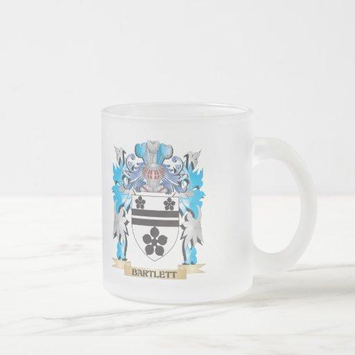 Bartlett Coat of Arms Coffee Mugs