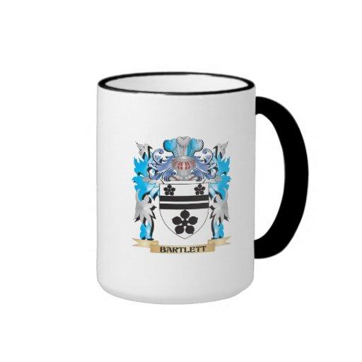 Bartlett Coat of Arms Coffee Mug