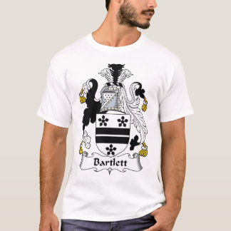 Bartlett Family Crest T-Shirt