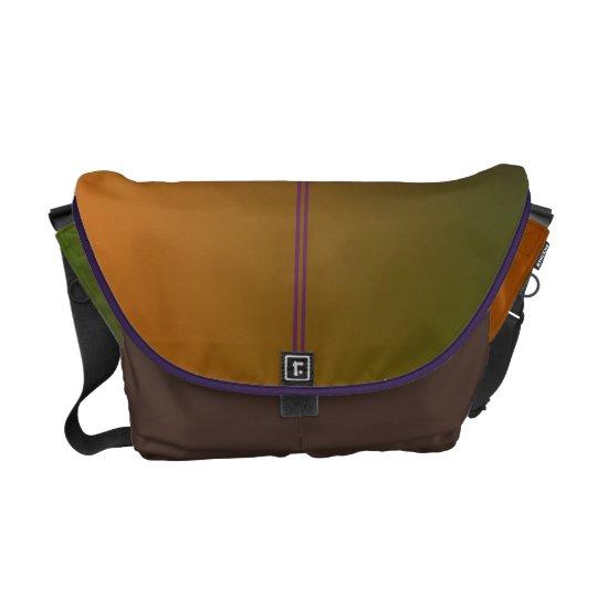 Bartlett Grid Courier Bag
