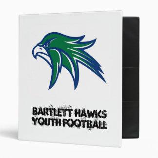 Bartlett Hawks 3-Ring Binder