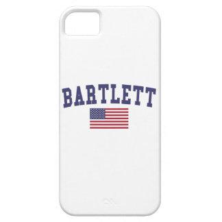 Bartlett TN US Flag iPhone SE/5/5s Case