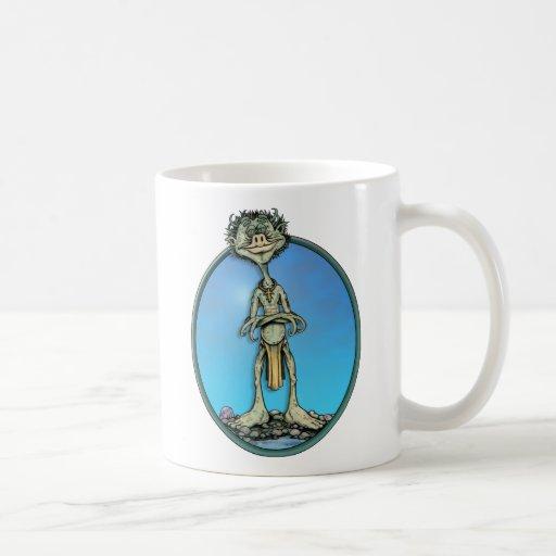 Bartok Quitlok Classic White Coffee Mug
