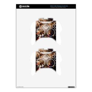 Bartolomé_Esteban_Perez_Murillo Xbox 360 Controller Decal