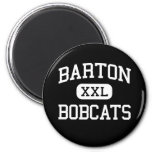 Barton - Bobcats - Junior High School - Buda Texas Magnets