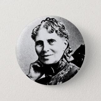 Barton ~ Clara Founder American Red Cross Button