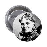 Barton ~ Clara Founder American Red Cross Pinback Button