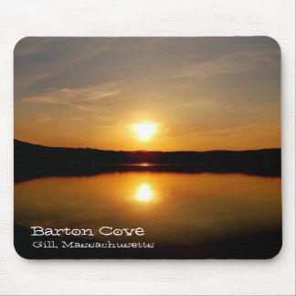 Barton Cove, Gill, MA Mousepad
