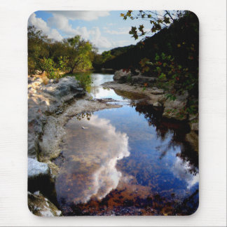 Barton Creek 10 - Austin Texas Mouse Pad