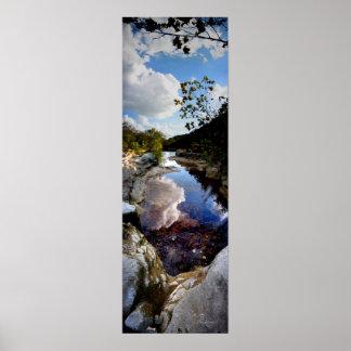 Barton Creek 10 - Austin Texas Print