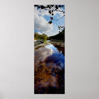 Barton Creek 12 - Austin Texas Poster
