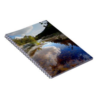 Barton Creek 12 - Austin Texas Spiral Notebook