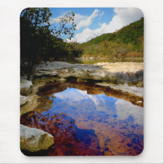 Barton Creek 13 - Austin Texas Mouse Pad