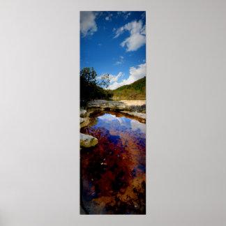 Barton Creek 13 - Austin Texas Posters