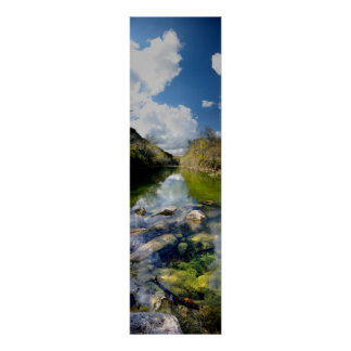 Barton Creek 3 - Austin Texas Poster