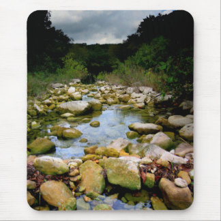 Barton Creek 5 - Austin Texas Mouse Pad