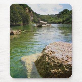 Barton Creek 6 - Austin Texas Mouse Pad