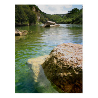 Barton Creek 6 - Austin Texas Postcard