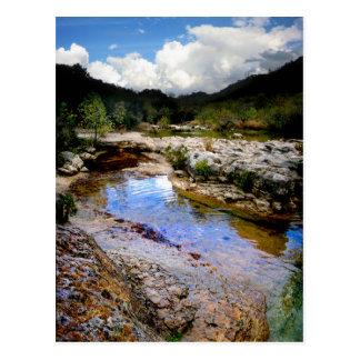 Barton Creek 7- Austin Texas Postcard