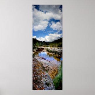 Barton Creek 7- Austin Texas Posters