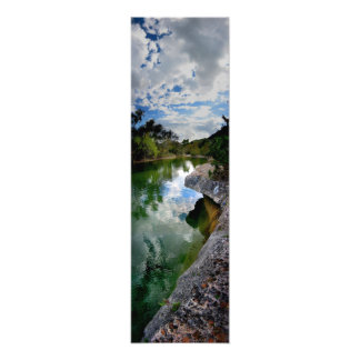 Barton Creek 8- Austin Texas Photo Print