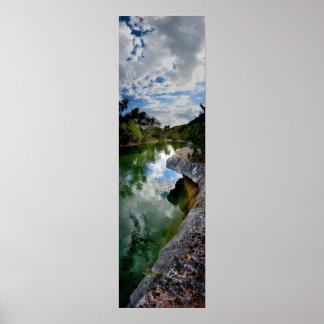 Barton Creek 8- Austin Texas Print