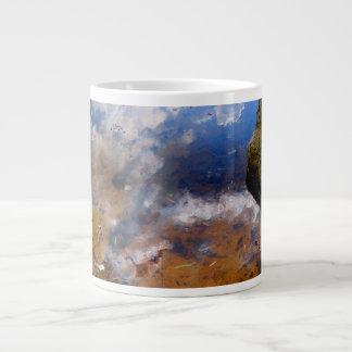 Barton Creek 9 - Austin Texas Giant Coffee Mug