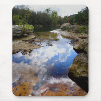 Barton Creek 9 - Austin Texas Mouse Pad