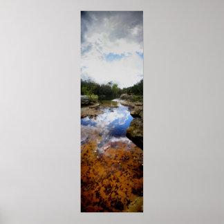 Barton Creek 9 - Austin Texas Print