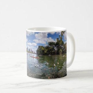 Barton Creek at Lady Bird Lake - Austin, Texas Coffee Mug