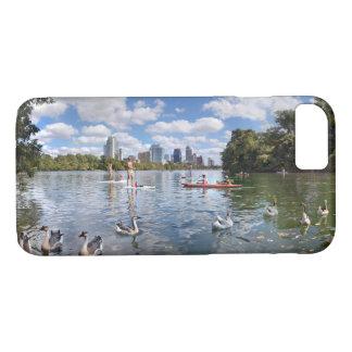 Barton Creek at Lady Bird Lake - Austin, Texas iPhone 8/7 Case