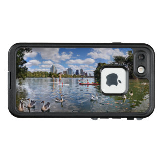 Barton Creek at Lady Bird Lake - Austin, Texas LifeProof FRĒ iPhone 7 Case