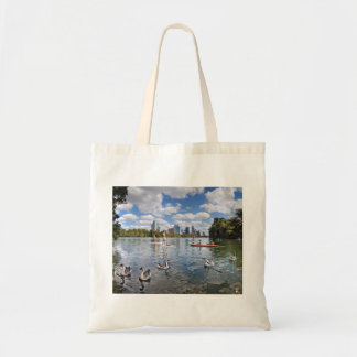 Barton Creek at Lady Bird Lake - Austin, Texas Tote Bag